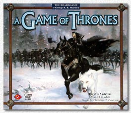 A Game Of Thrones - cover