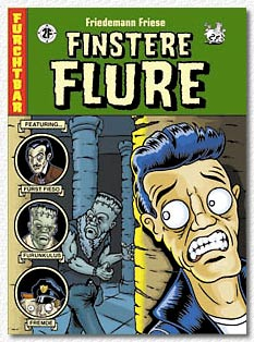 Finstere Flure cover