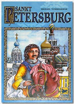 Sankt Petersburg cover