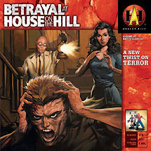 Betrayal at House on the Hill cover