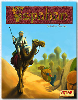 Yspahan cover