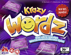 Krazy Wordz cover