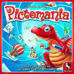 Pictomania cover