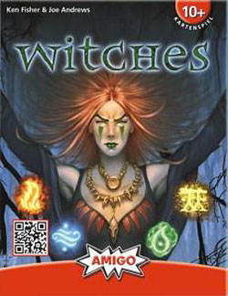 Witches cover