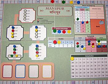 Manipur - Prototyp