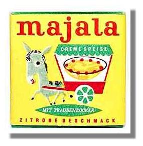 ZitronenpuddingMajala