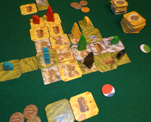 Palmyra (mit leichten Fehlfarben)