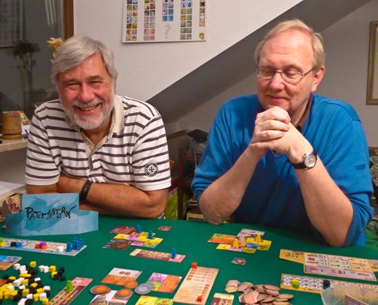 Patchistory – Gute Miene zum bösen Spiel