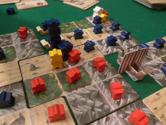 """Hallo, Ihr """"Nord""""-Experten: Mit wieviel Einheiten ist Moritzens blaue Kämpfer-Pyramide versorgt?"""